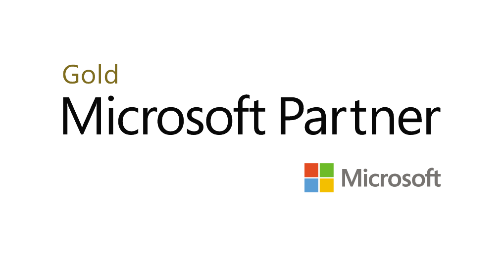 Microsoft Gold Partner - Data