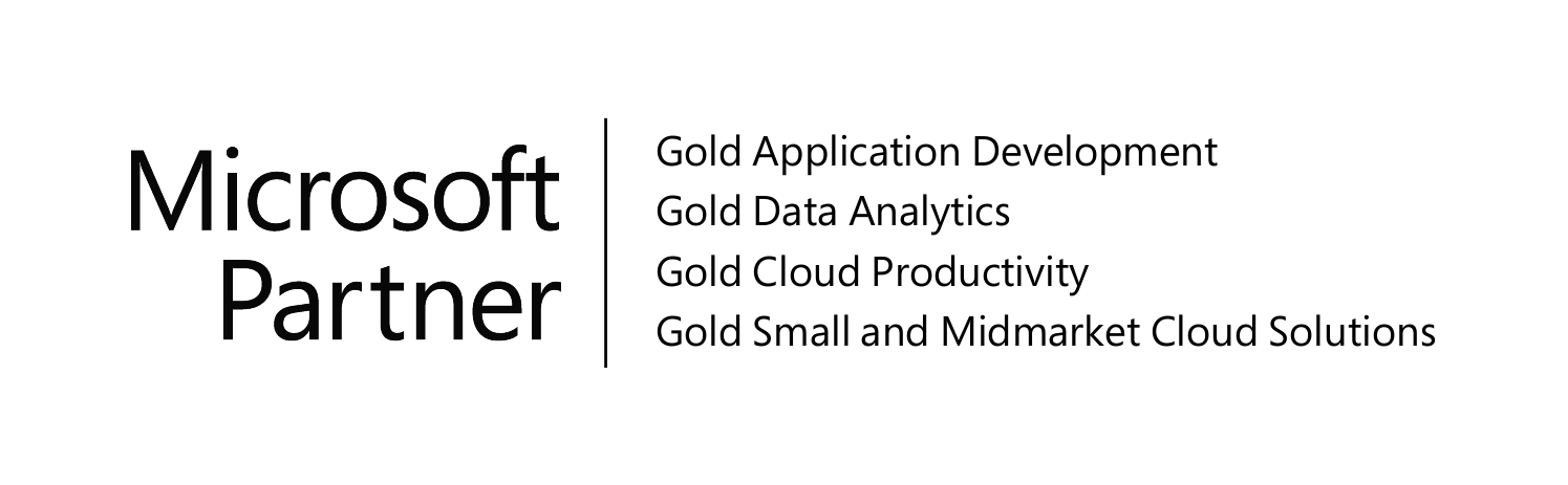 Certifications Microsoft Partner Gold